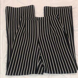 Windsor black striped pants